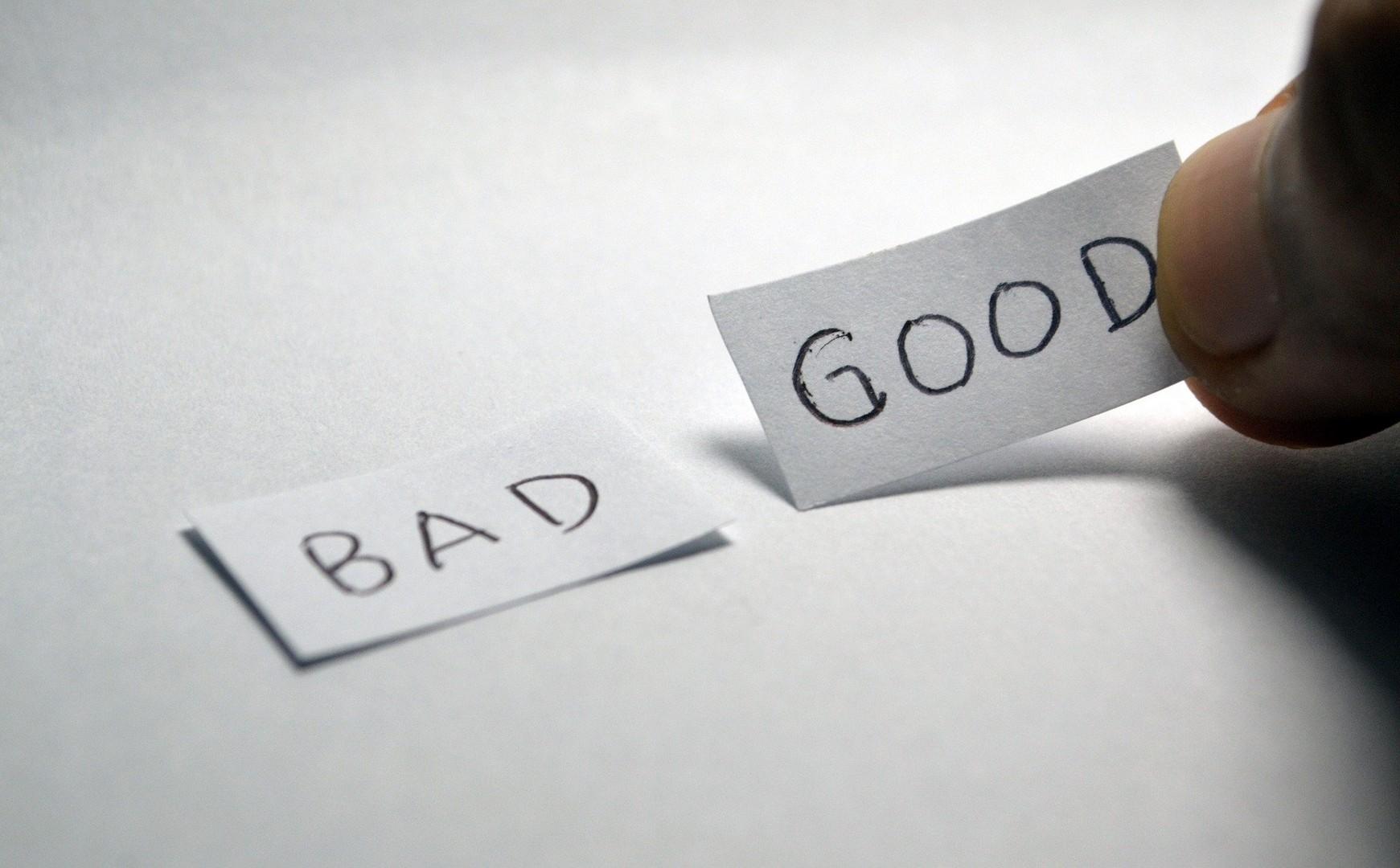 Как убрать плохие мысли из головы🥺: выкидываем бесполезную дурь