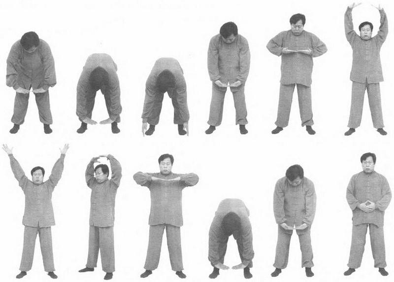 Упражнения цигун для начинающих: 8 основных упражнений